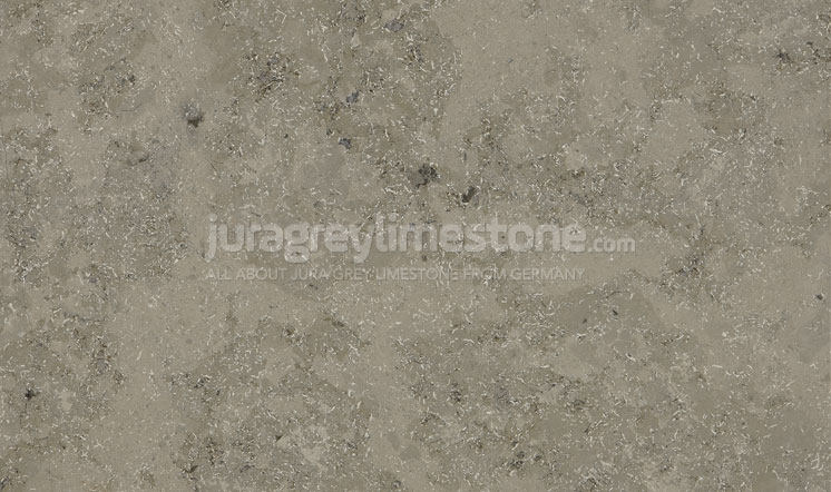 Jura Grey limestone honed