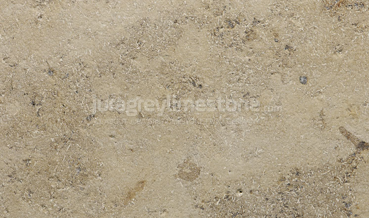 Jura Grey limestone sandblasted + brushed