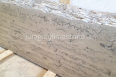 Jura Grey vein-cut limestone slab